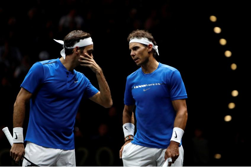 Roger Federer: Rafael Nadal will maybe go down as GOAT, he's that good