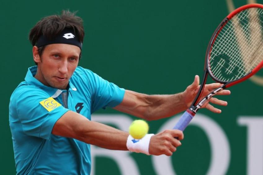 Sergiy Stakhovsky's Incredible Reaction to Being Foot Faulted