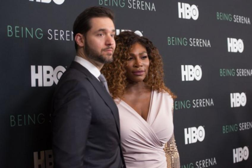 Serena Williams reveals the secrets for a happy wedding!