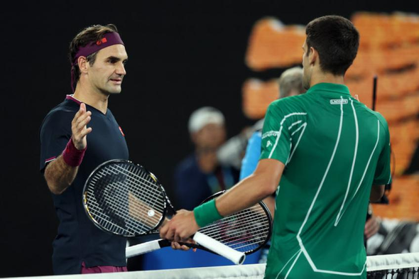 Novak Djokovic: 'Roger Federer's withdrawal is a blow for Dubai and tennis overall'