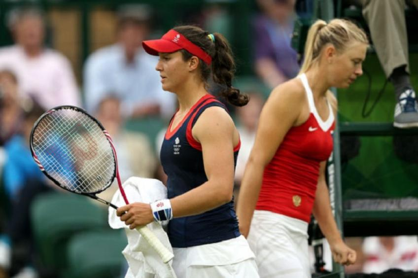 Robson: Maria Sharapova is a massive part of the game and transcended the sport