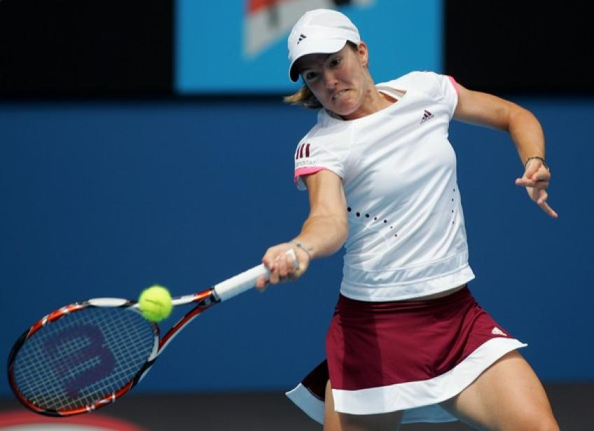 Justine Henin: My Best Memory? It's definitely...