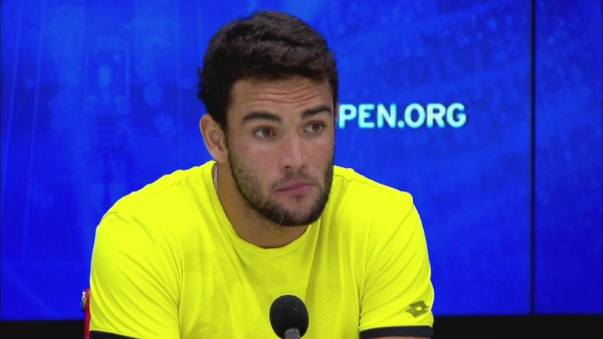Here is where Matteo Berrettini Will Probably Return to Play