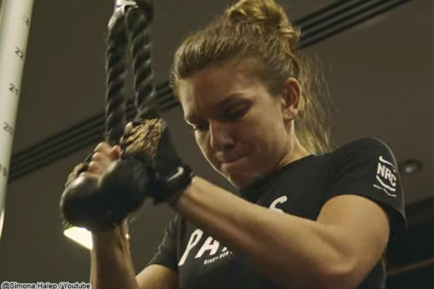Simona Halep reveals her weak points and hate for long runs