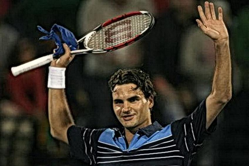 On this day: Roger Federer edges teenager Novak Djokovic in Dubai