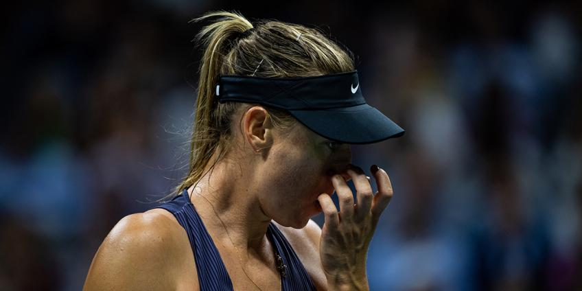 Maria Sharapova reveals the moment she knew her tennis career was over