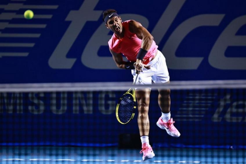 ATP Acapulco: Rafael Nadal eases past Grigor Dimitrov to reach the final