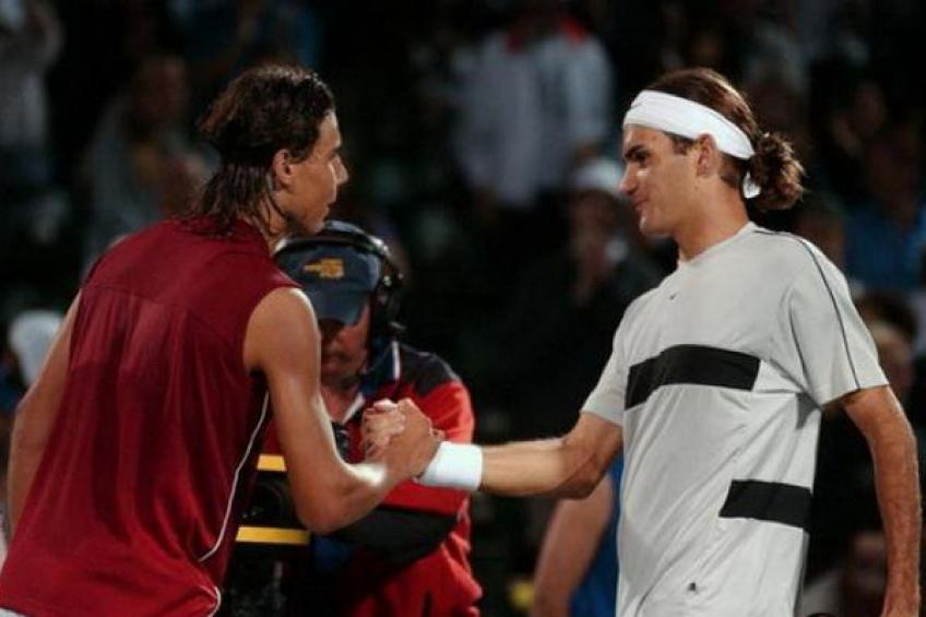Rafael Nadal: 'After 16 years, I still remember when I first faced Roger Federer'