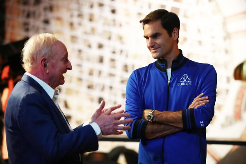 Roger Federer: 'Laver Cup in Boston will be unreal'