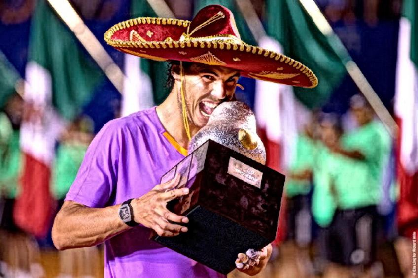 On this day: Rafael Nadal dethrones David Ferrer to win last Acapulco title on clay