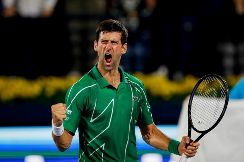 Inspired Novak Djokovic targets Indian Wells and Miami after a perfect start of 2020
