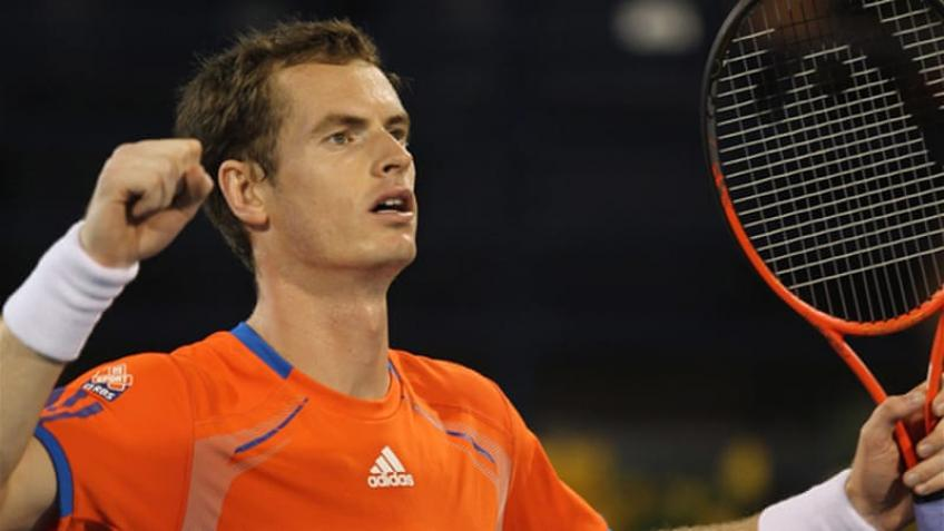 On this day: Andy Murray downs Novak Djokovic to set Roger Federer Dubai clash