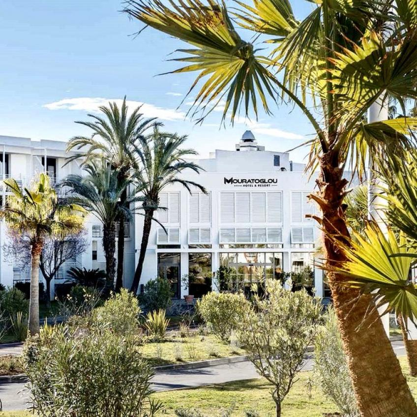 Patrick Mouratoglou Launches New Resort in French Riviera