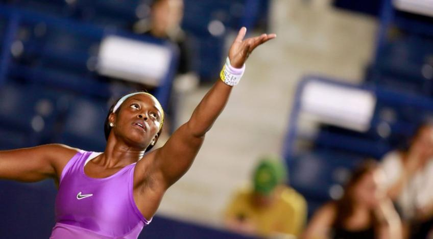 Monterrey Open: Sloane Stephens ends drought of wins, beats Emma Navarro in opener