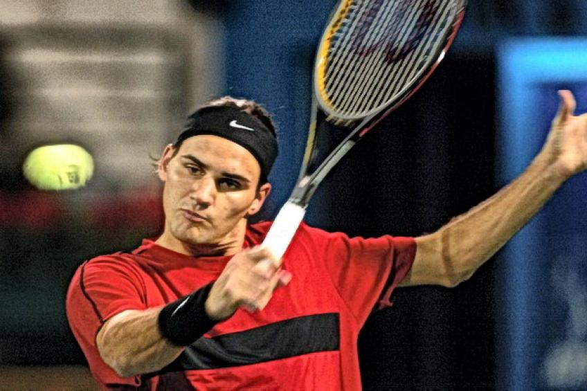 On this day: Roger Federer downs Tommy Robredo to reach Dubai quarter-final