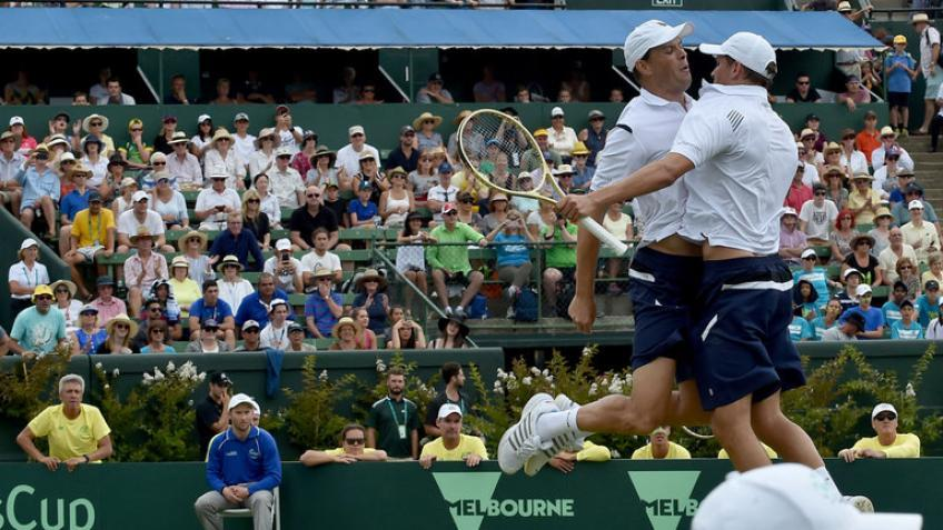 Bryan brothers speak on their final Davis Cup appearance