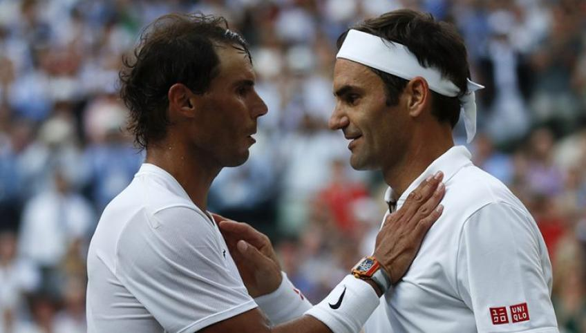 """Rafael Nadal on Roger Federer: """"It is a rivalry, but it is also a friendship"""""""
