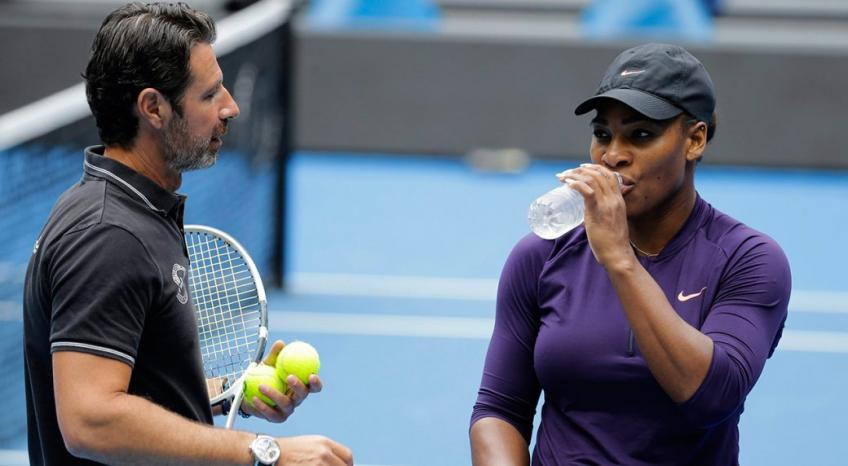 Mouratoglou: 'Serena Williams Does Not Want to Equal Court's Record But...