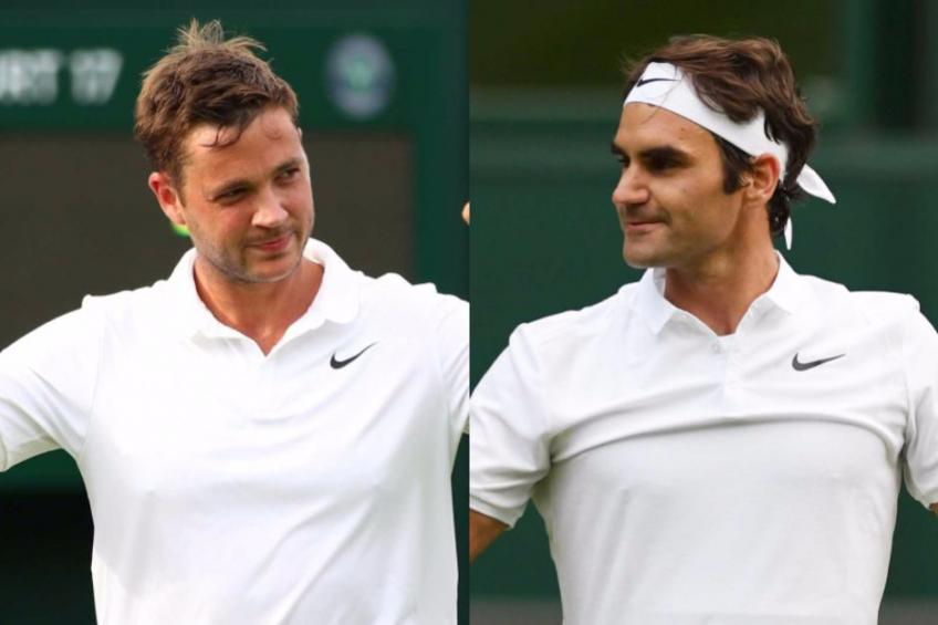 Marcus Willis, Who Played Federer at Wimbledon, Coming Back as Doubles Specialist