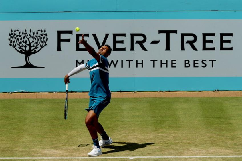 Nick Kyrgios: 'I love playing on grass, would enjoy deep runs at Queen's, Wimbledon'
