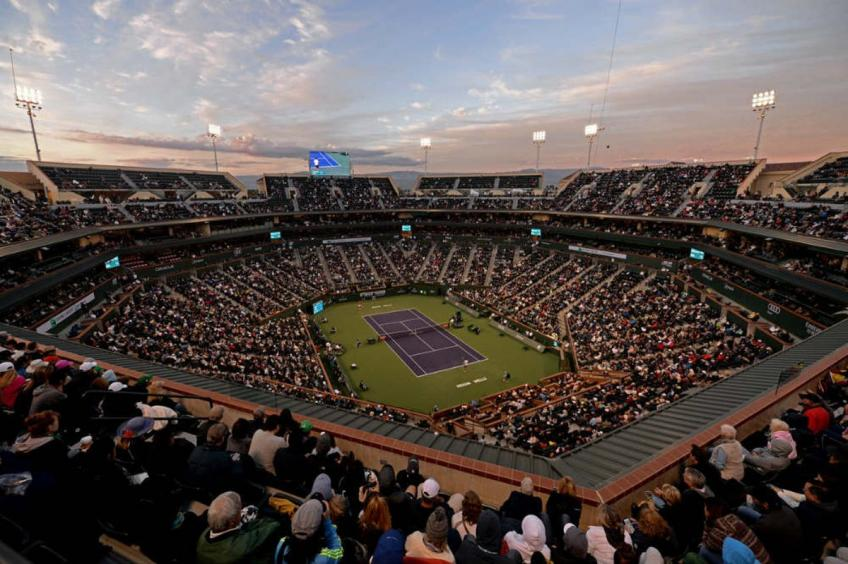 Week 10: it is time for Indian Wells but Roger Federer is out...