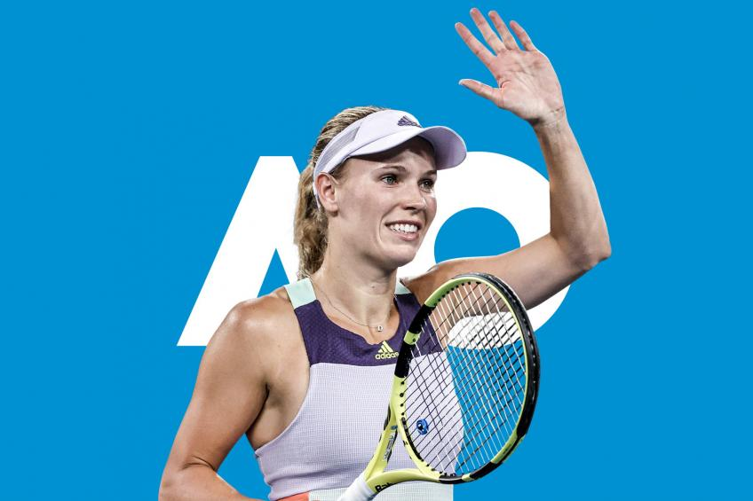Caroline Wozniacki: Between chocolate cakes and boxing