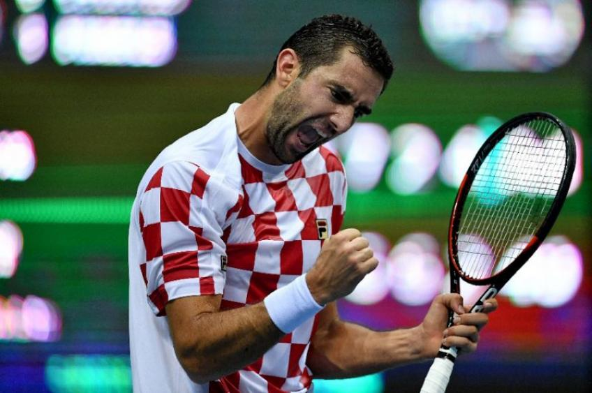 Marin Cilic: It is privilege to be part of Davis Cup team