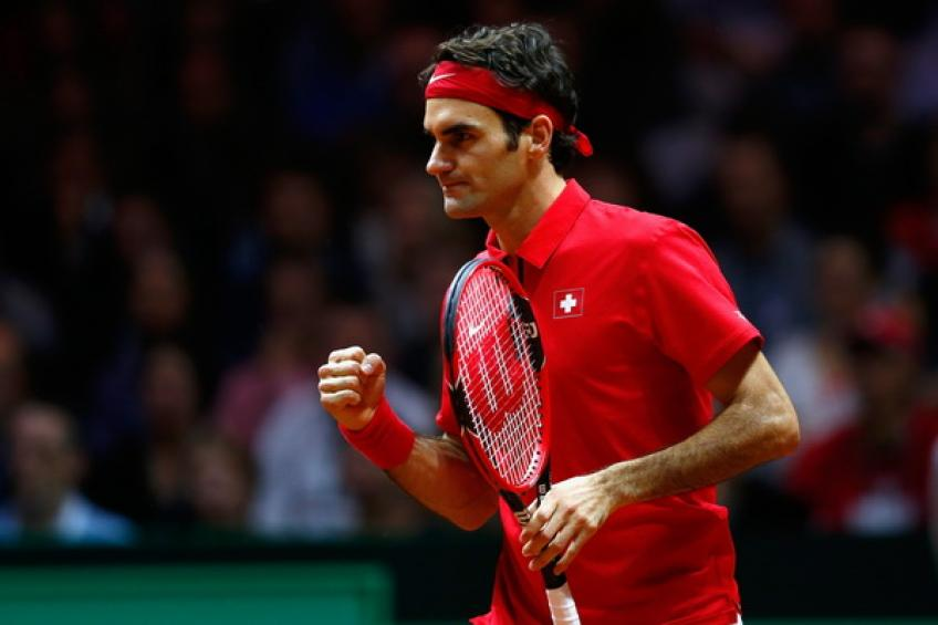 Without Roger Federer and Stan Wawrinka, Switzerland loses Davis Cup tie to Peru