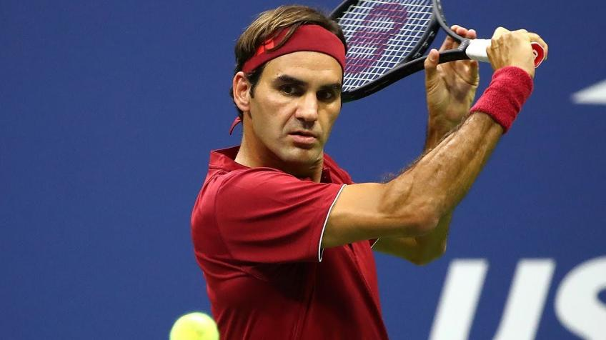 "Famous golfer: ""I love to watch Roger Federer play tennis"""