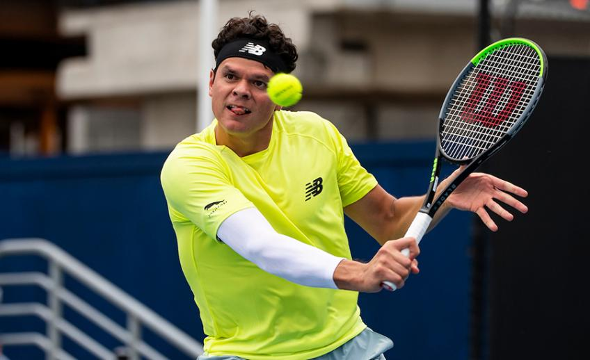 Milos Raonic Talks About Which Academic Subject Has Helped Him in His Career
