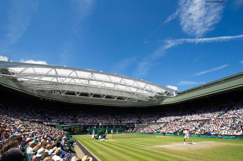 Wimbledon Ready to Refund Tickets in Case of Cancelation