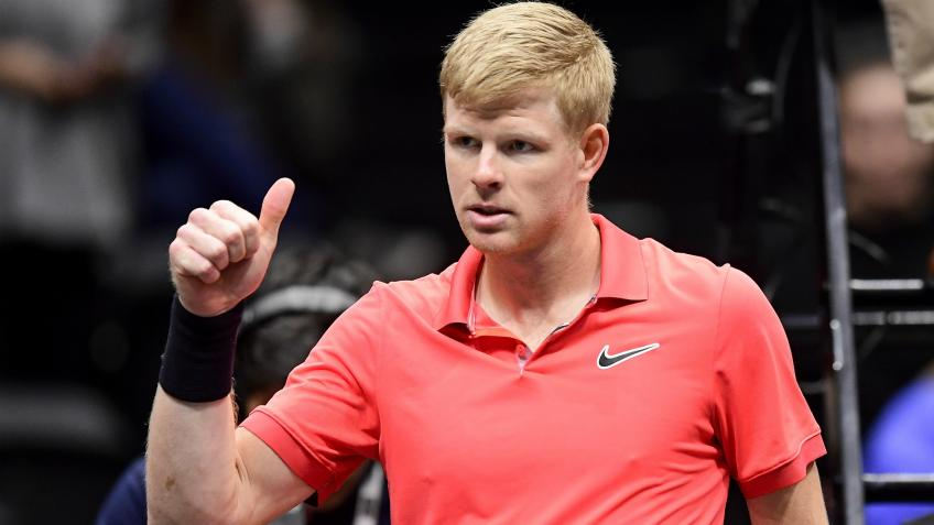 Kyle Edmund: Nobody's going to have more expectations of you doing well than yourself