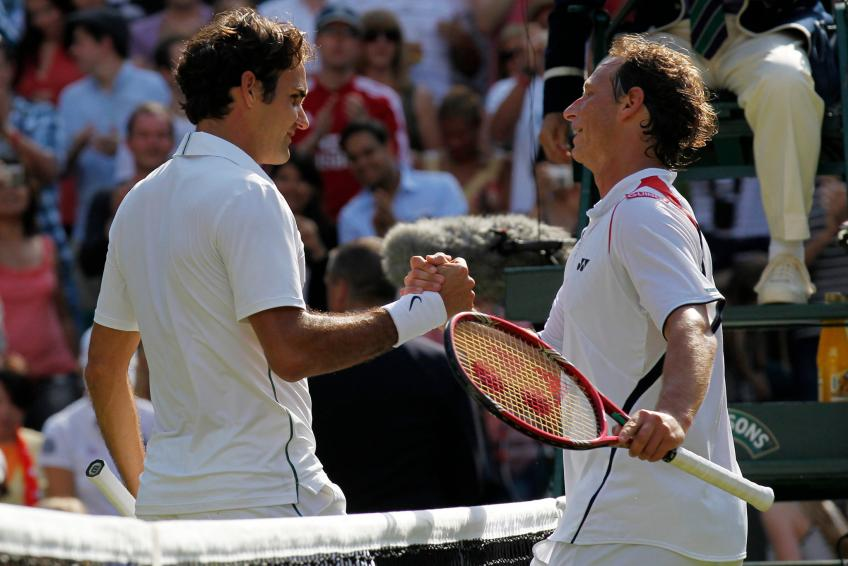 "Nalbandian: ""Roger Federer, Rafael Nadal, Novak Djokovic had luck with the injuries"""