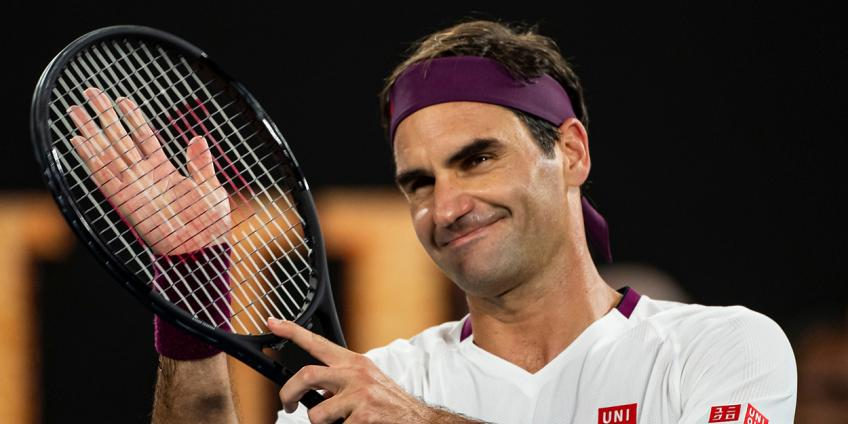Swiss Seniors Champ on Roger Federer: Besides talent, he also has a good environment
