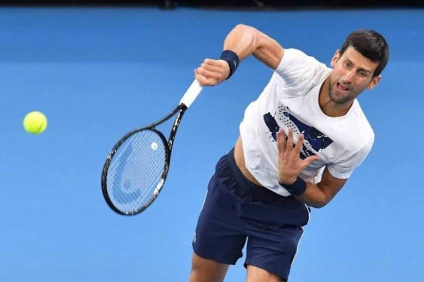 John Isner and Reilly Opelka on Why Novak Djokovic's Serve is a Big Weapon
