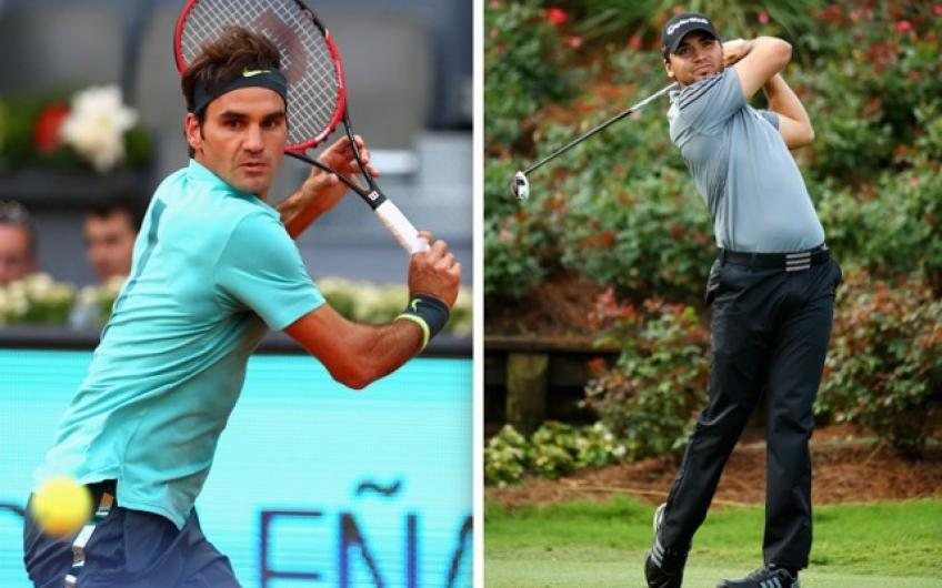 Golfer Jason Day Advised to Take Inspiration from Roger Federer