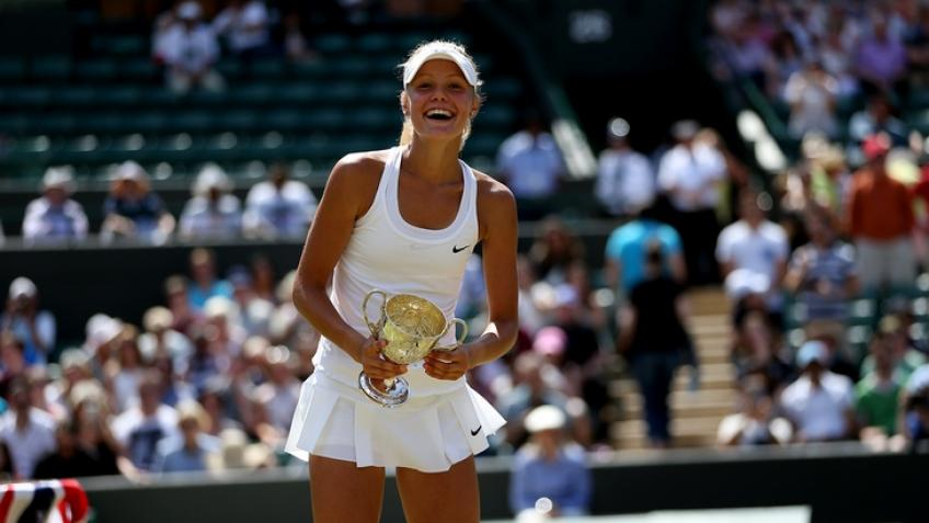 2015 Wimbledon Girls Junior Champion Sofya Zhuk To Take a Break from Tennis