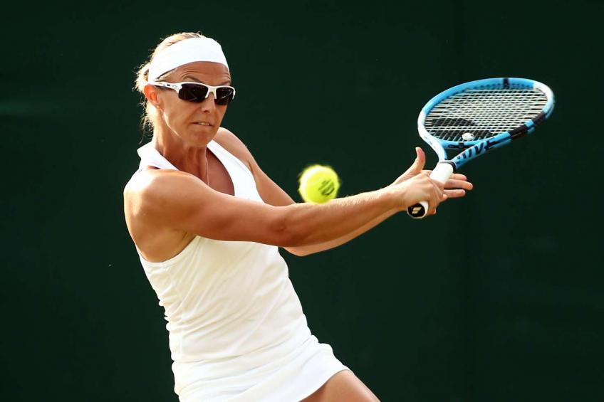 Kirsten Flipkens: I Feel So Useless. Don't Know What Tournament I Am Preparing For
