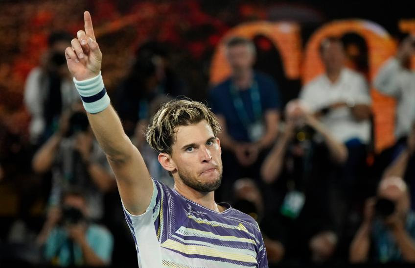 Dominic Thiem reacts to cancellation of Indian Wells and Miami