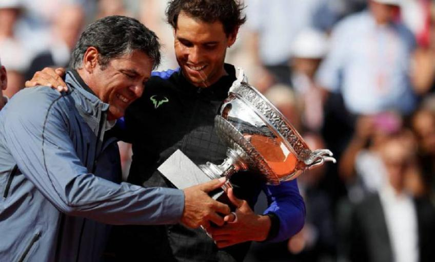 Toni Nadal: I Was too Demanding on Rafael Nadal While Coaching Him