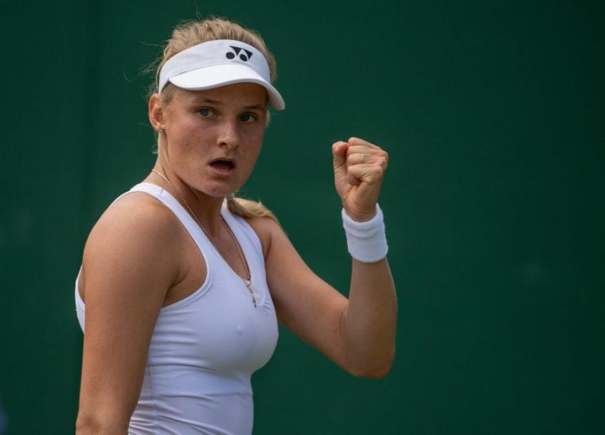 Dayana Yastremska: My Goal is to win a Grand Slam and Be a Happy Person in Life