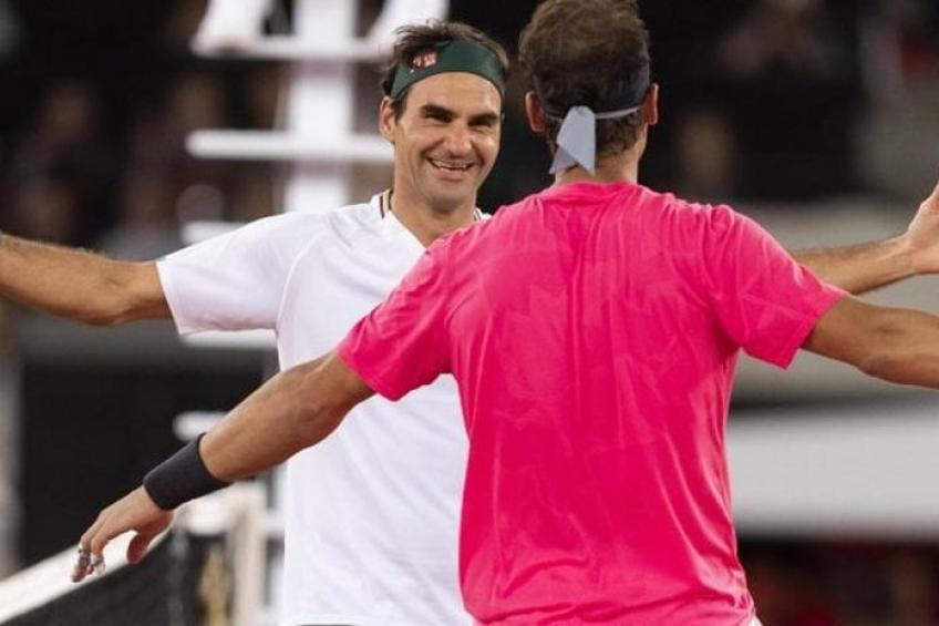 Is a movie about Roger Federer and Rafael Nadal's rivalry on the cards?