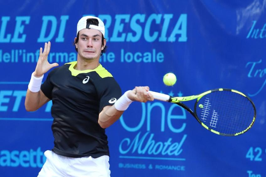 Giulio Zeppieri: To think you can play tennis now & in the short term is utopian