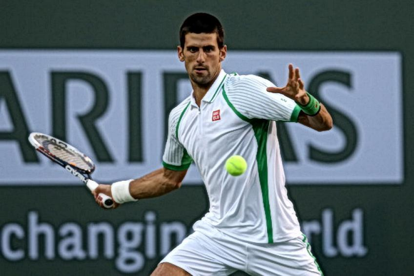 ThrowbackTimes Indian Wells: Novak Djokovic beats Grigor Dimitrov for a 15-0 start