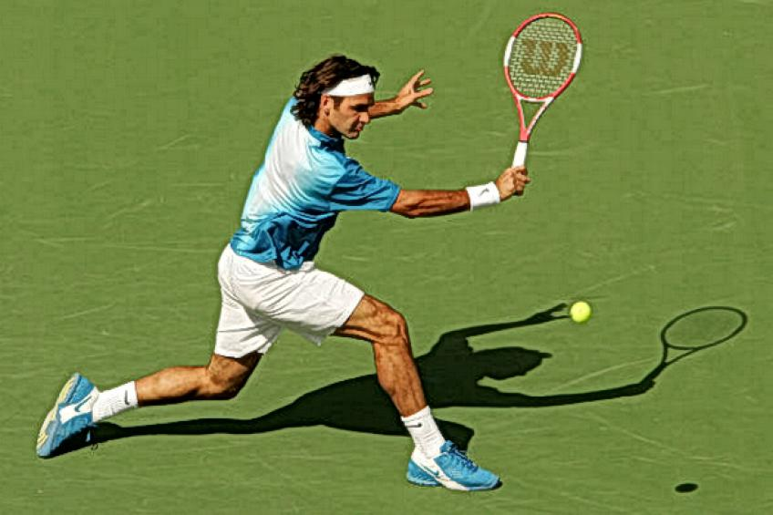 ThrowbackTimes Indian Wells: Roger Federer storms over Guillermo Canas in 73 minutes