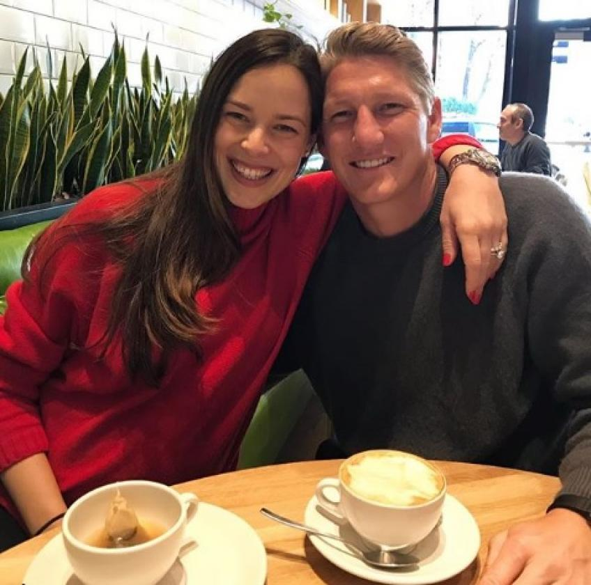 Ivanovic & Schweinsteiger Post Message Asking All To Be Responsible & Stay Healthy
