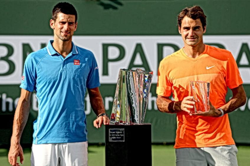 ThrowbackTimes Indian Wells: Novak Djokovic tops Roger Federer to defend the title