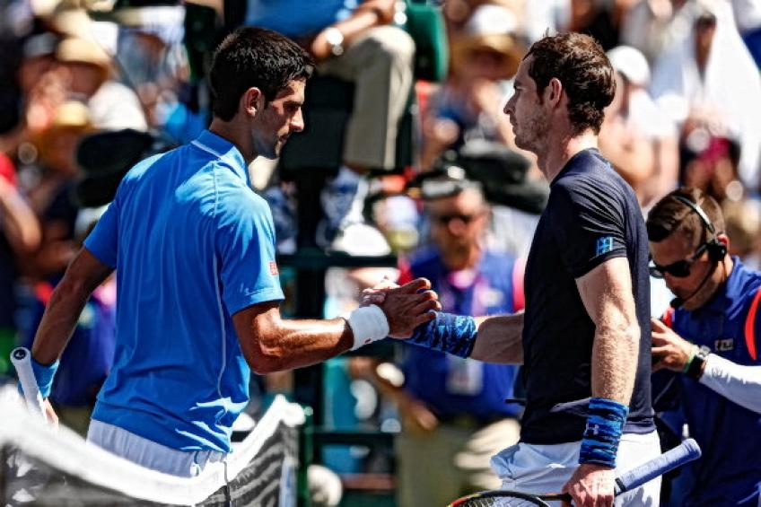 ThrowbackTimes Indian Wells: Novak Djokovic ousts Murray to set Roger Federer clash