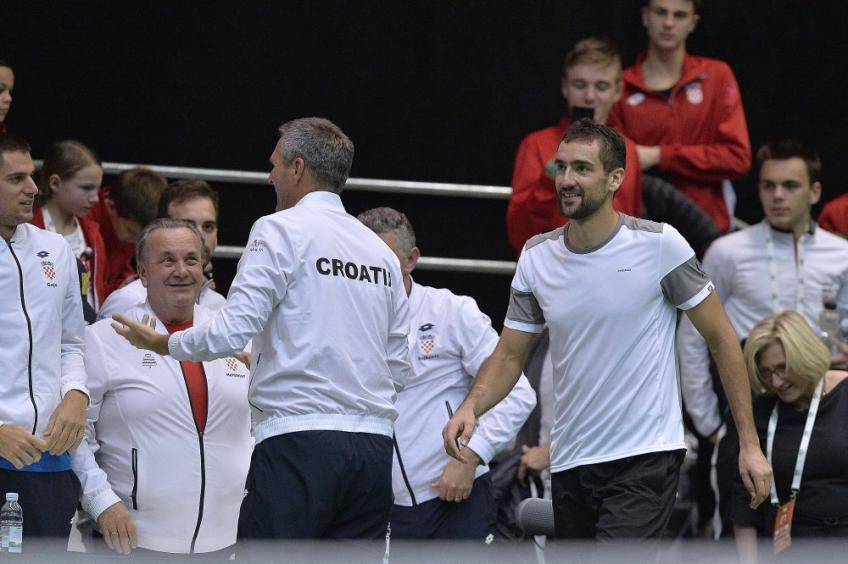 Marin Cilic adds Vedran Martic to coaching staff