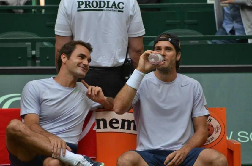 Tommy Haas: Roger Federer is someone very special
